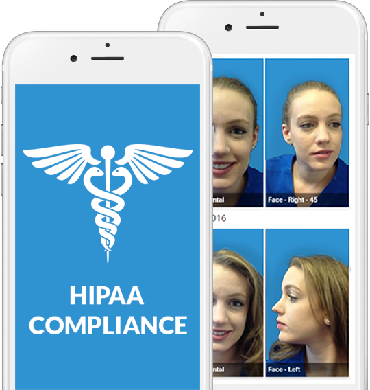 medical photo management app HIIPA Compliance